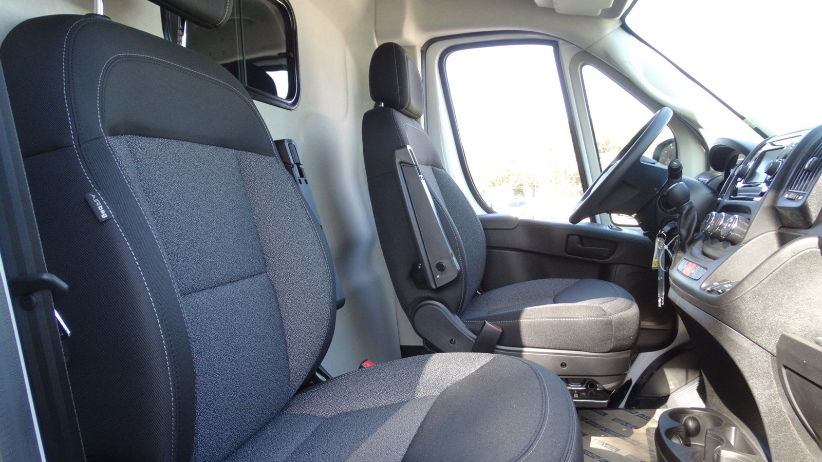 2018 ProMaster 1500 High Roof,  Upfitted Cargo Van #180124 - photo 34