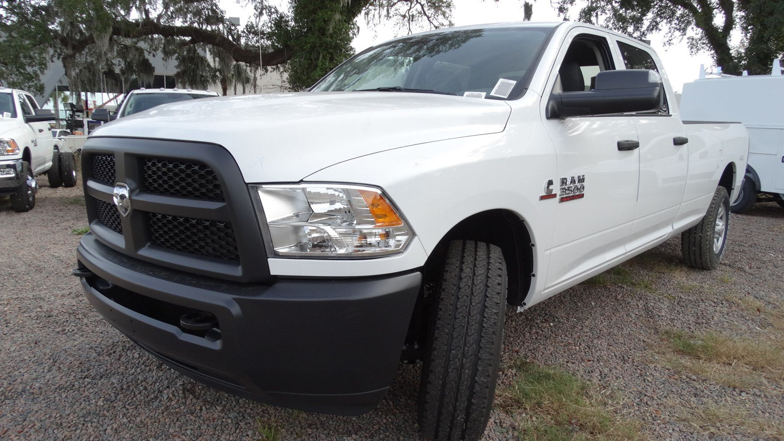 2018 Ram 3500 Crew Cab 4x2,  Pickup #180128 - photo 9