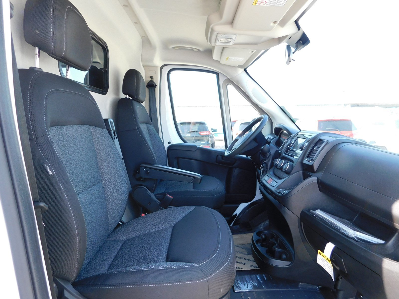 2018 ProMaster 1500 High Roof,  Upfitted Cargo Van #180130 - photo 31