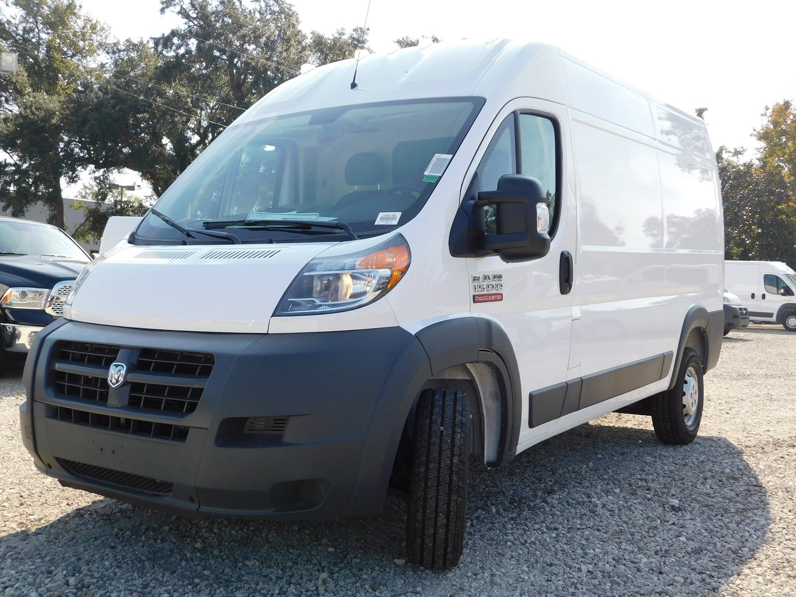 2018 ProMaster 1500 High Roof,  Upfitted Cargo Van #180130 - photo 5