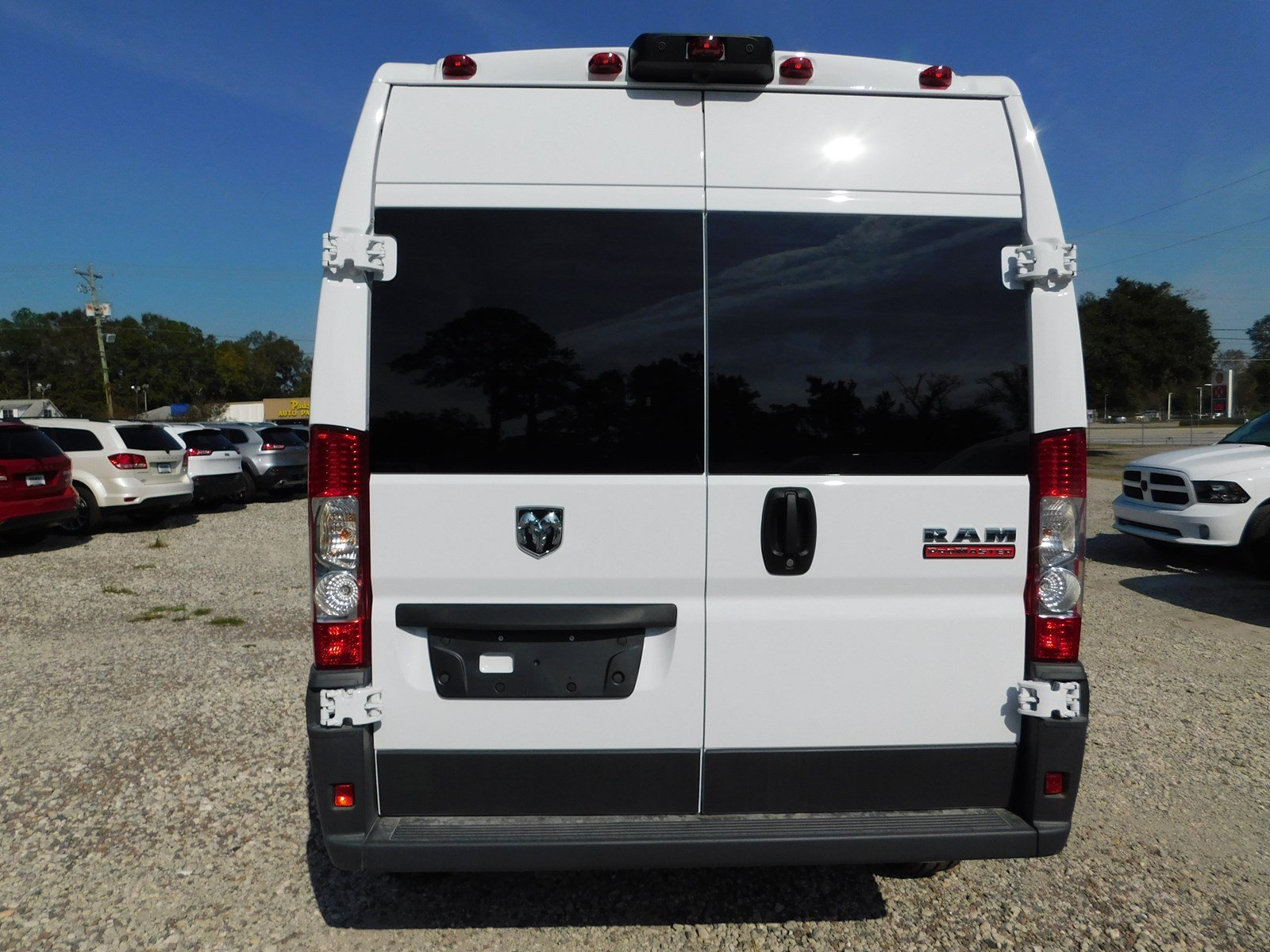 2018 ProMaster 1500 High Roof,  Upfitted Cargo Van #180130 - photo 33