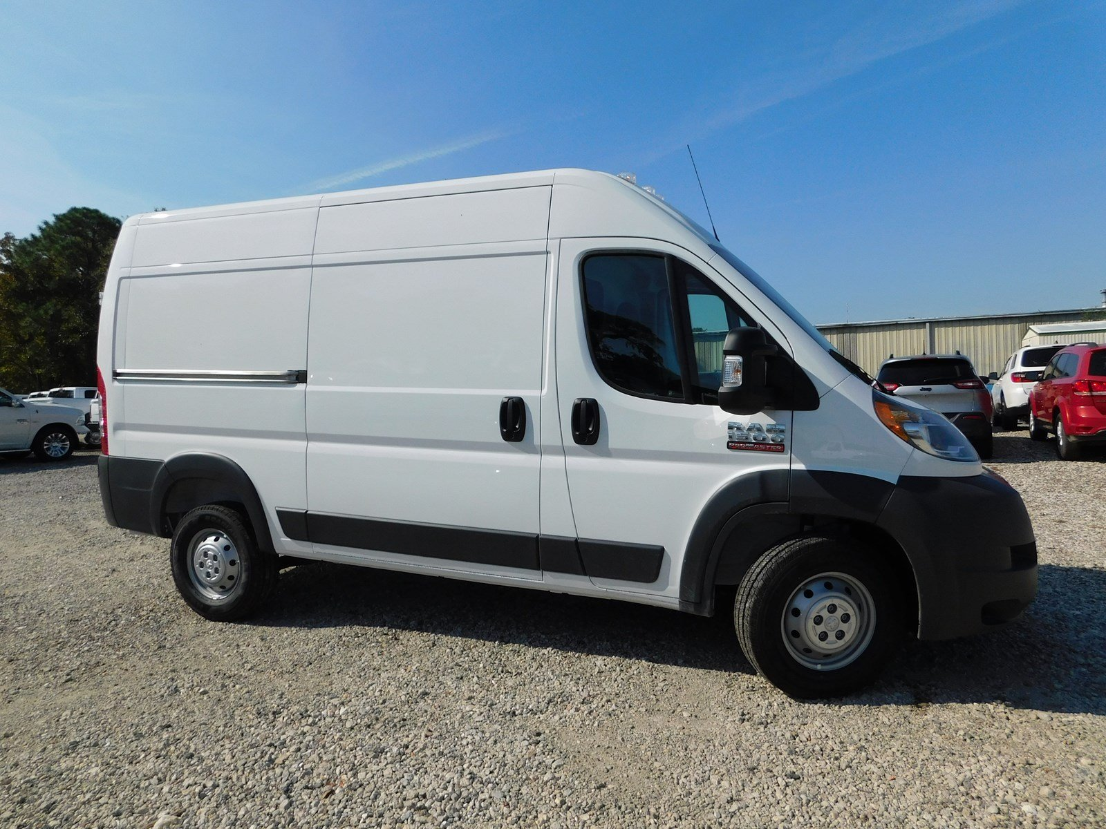 2018 ProMaster 1500 High Roof,  Upfitted Cargo Van #180130 - photo 6