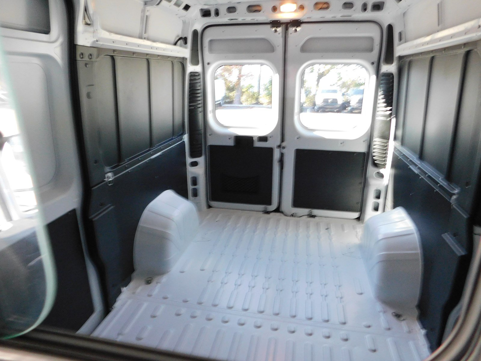 2018 ProMaster 1500 High Roof,  Upfitted Cargo Van #180137 - photo 25