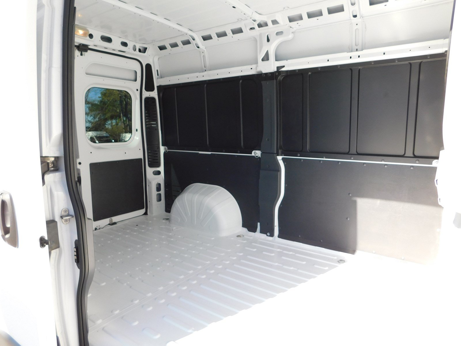 2018 ProMaster 1500 High Roof,  Upfitted Cargo Van #180137 - photo 28