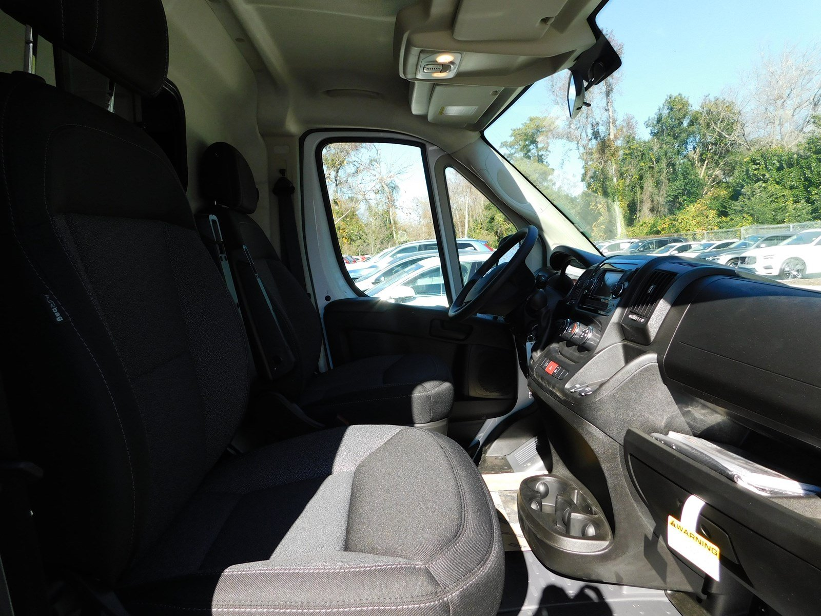 2018 ProMaster 1500 High Roof,  Upfitted Cargo Van #180137 - photo 31