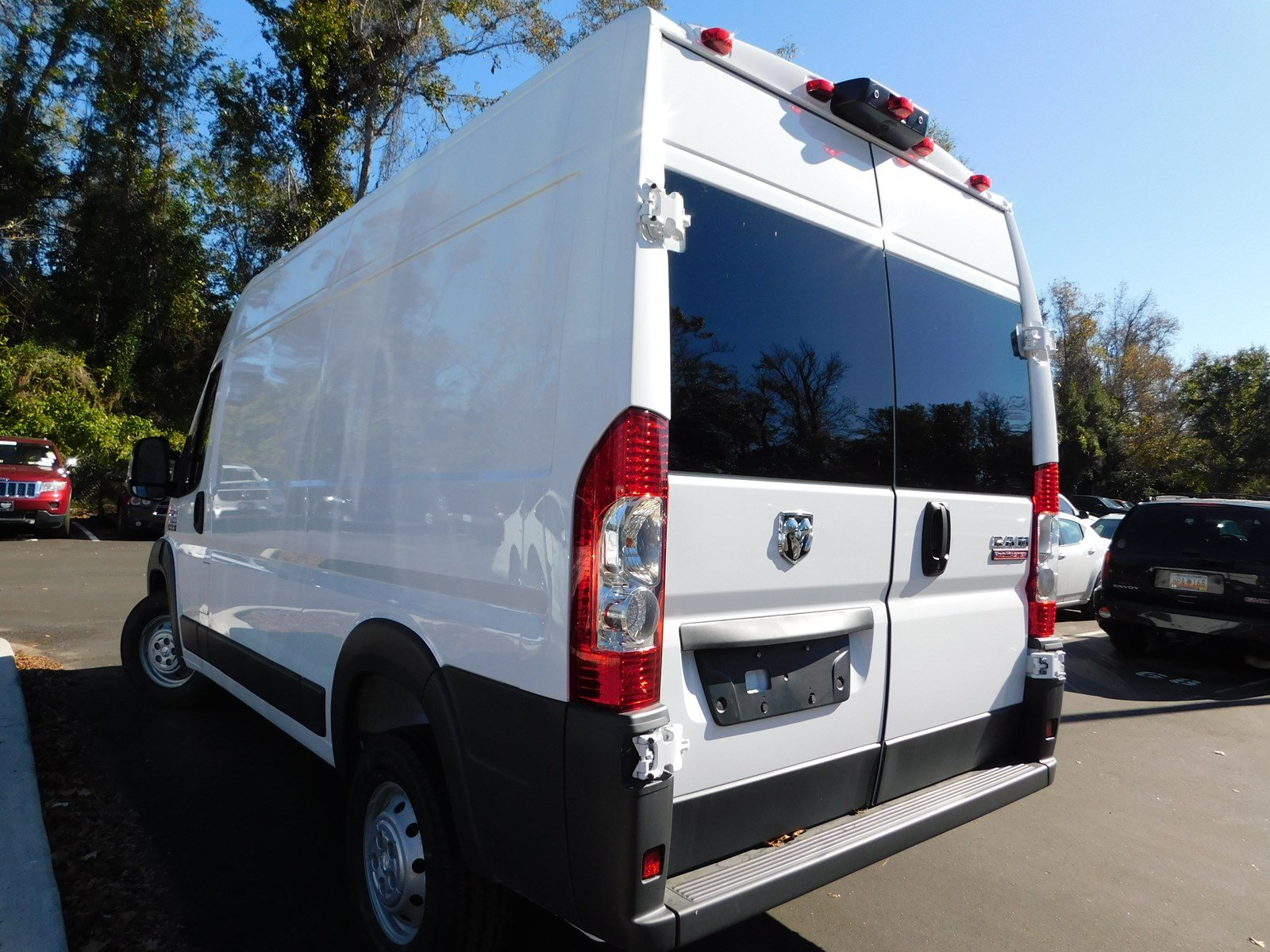 2018 ProMaster 1500 High Roof,  Upfitted Cargo Van #180137 - photo 32