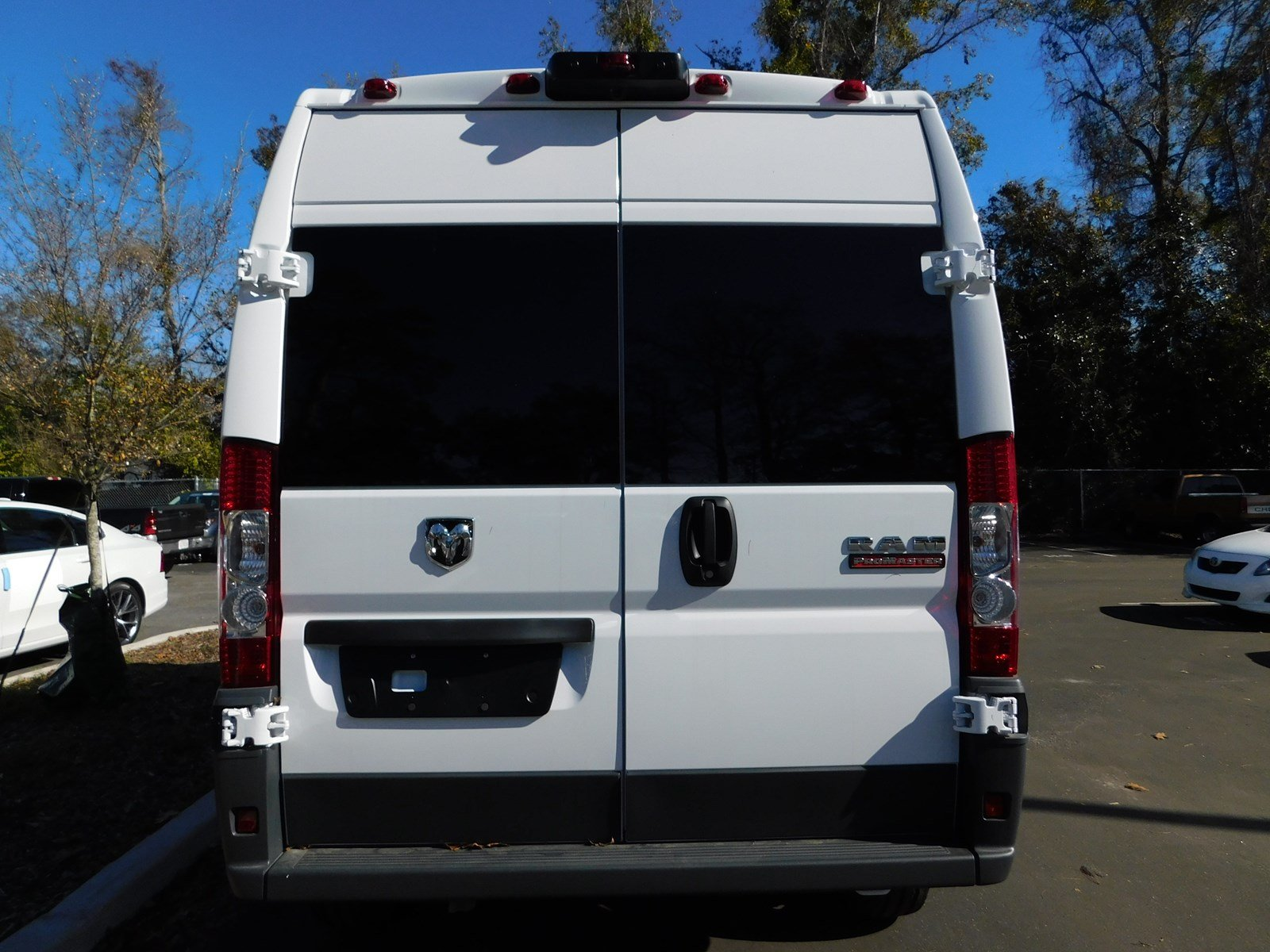 2018 ProMaster 1500 High Roof,  Upfitted Cargo Van #180137 - photo 33