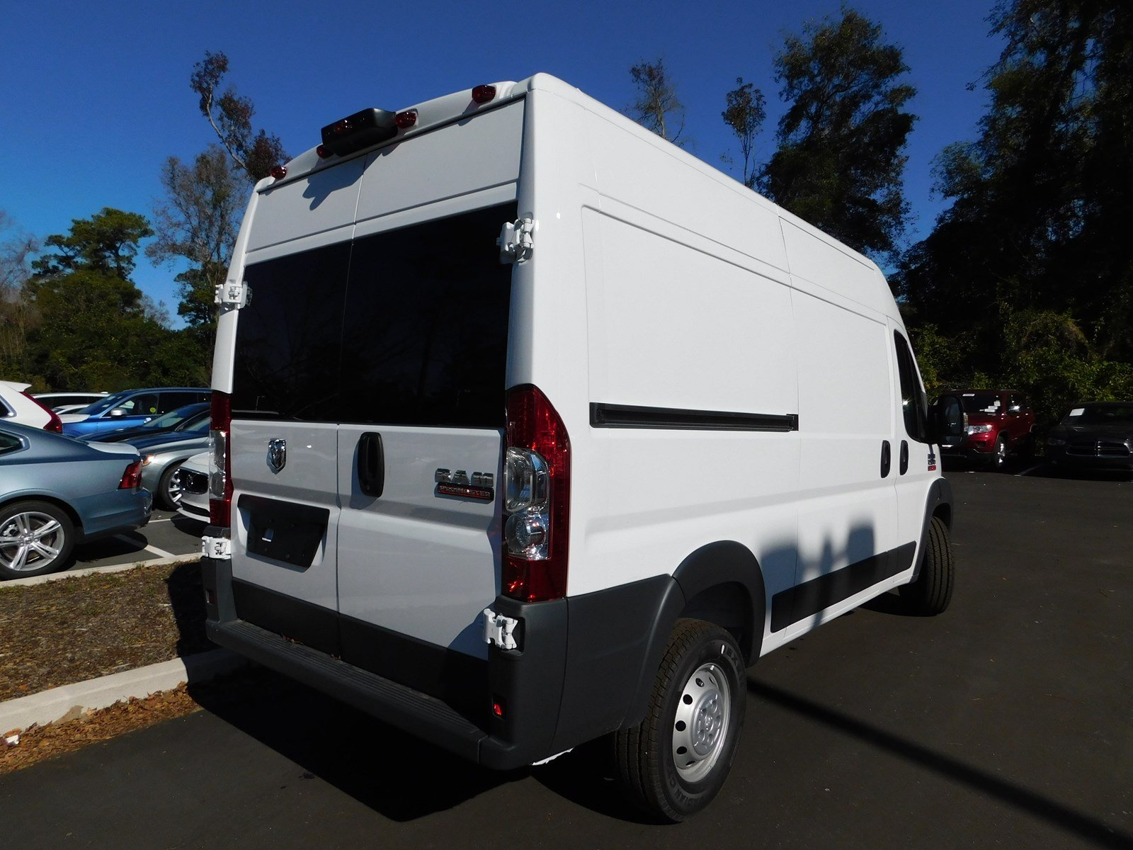 2018 ProMaster 1500 High Roof,  Upfitted Cargo Van #180137 - photo 34