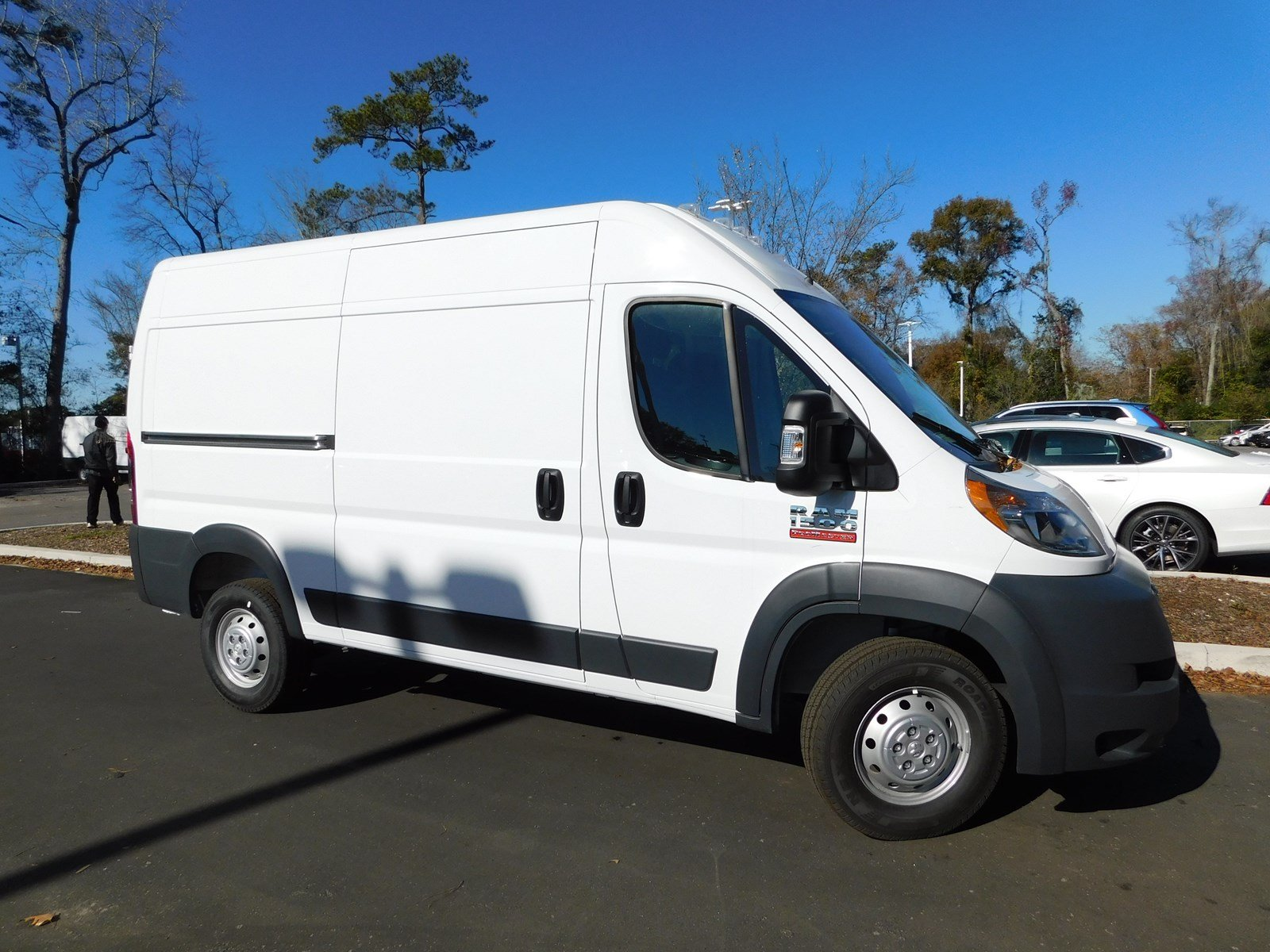 2018 ProMaster 1500 High Roof,  Upfitted Cargo Van #180137 - photo 5