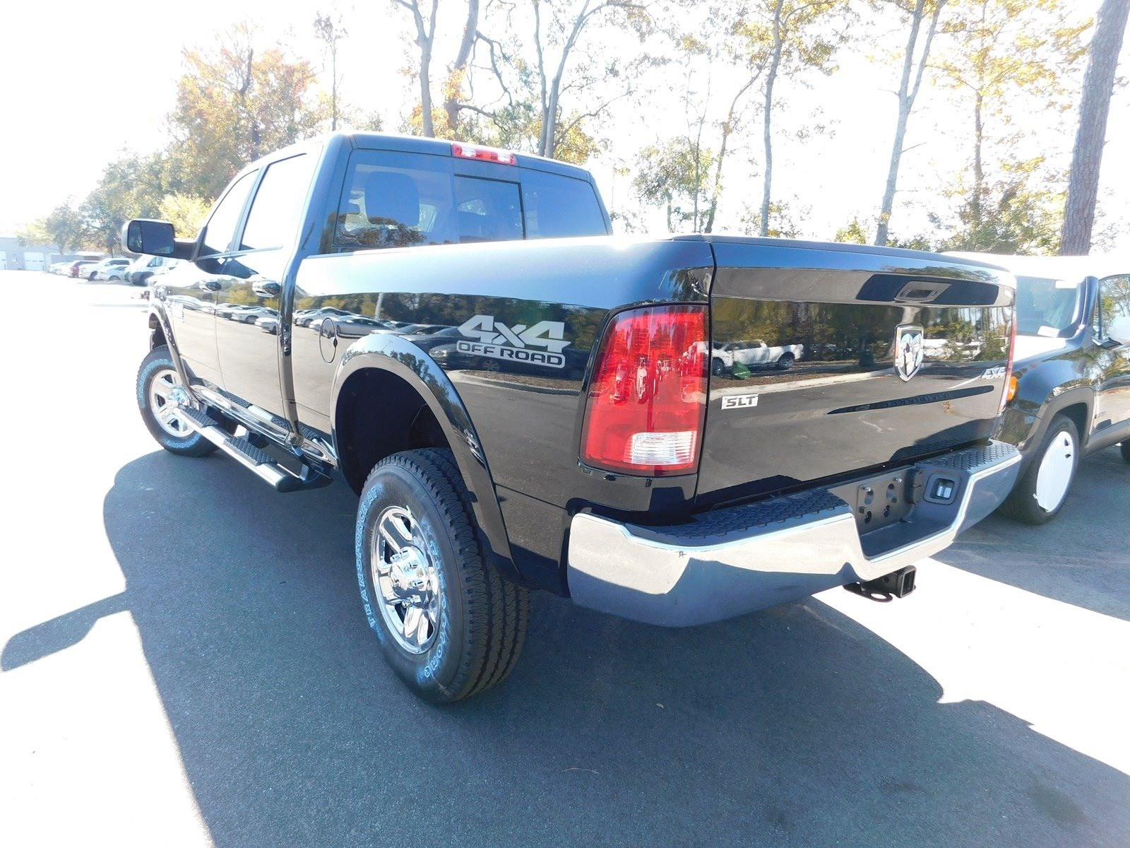 2018 Ram 2500 Crew Cab 4x4,  Pickup #180236 - photo 32