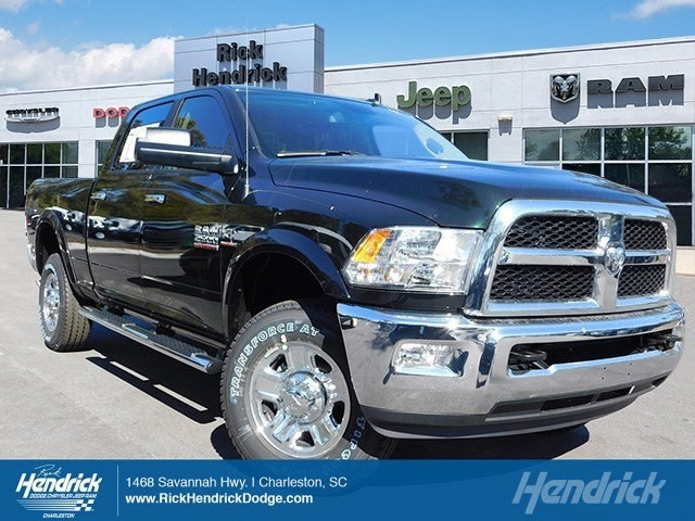 2018 Ram 2500 Crew Cab 4x4,  Pickup #180236 - photo 1