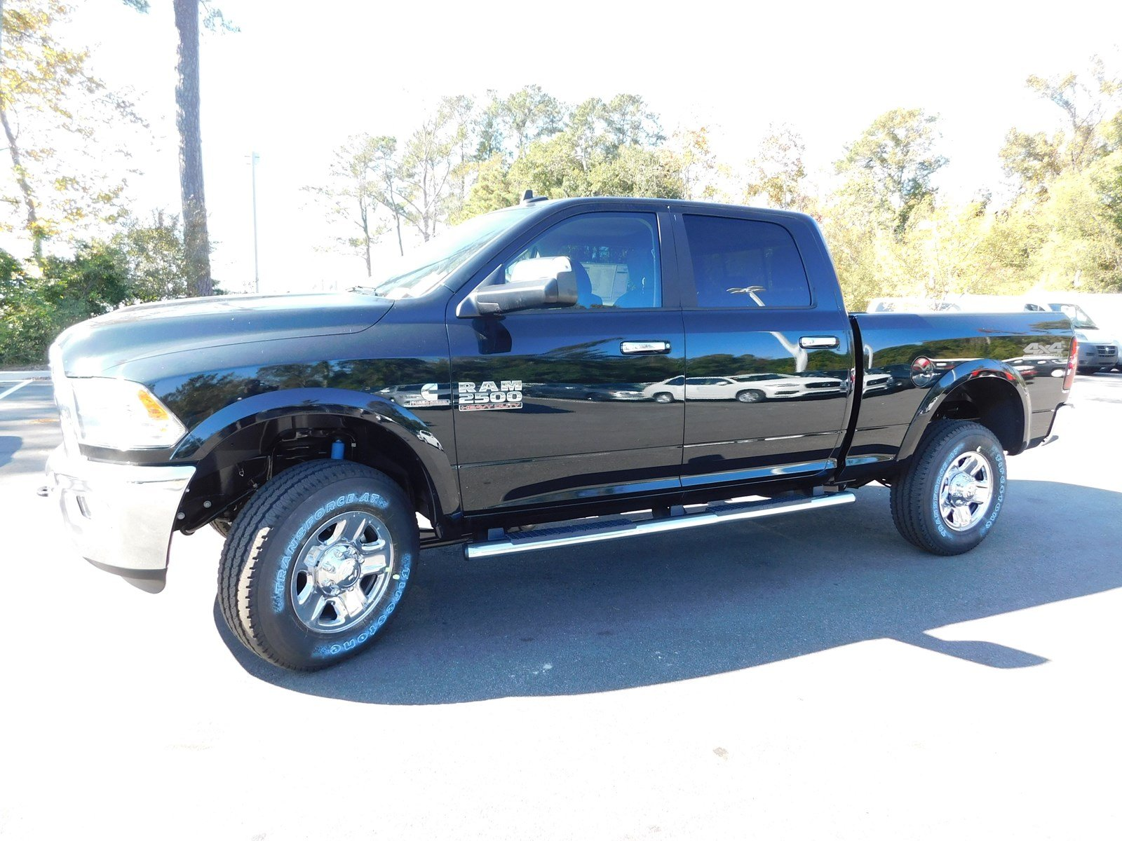 2018 Ram 2500 Crew Cab 4x4,  Pickup #180236 - photo 6