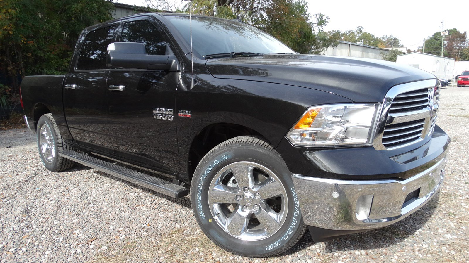 2018 Ram 1500 Crew Cab,  Pickup #180241 - photo 8