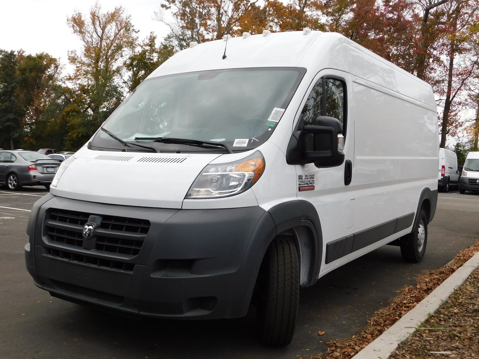 2018 ProMaster 2500 High Roof,  Upfitted Cargo Van #180259 - photo 4