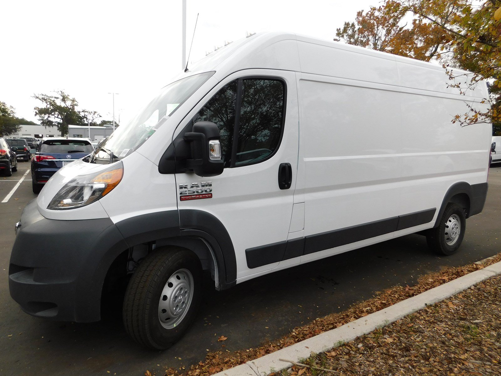 2018 ProMaster 2500 High Roof,  Upfitted Cargo Van #180259 - photo 6