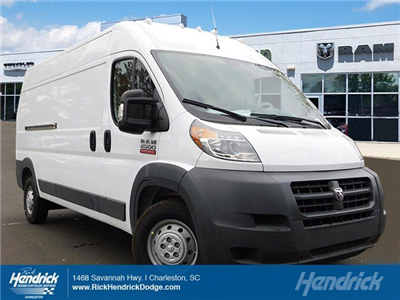 2018 ProMaster 2500 High Roof FWD,  Empty Cargo Van #180259 - photo 1