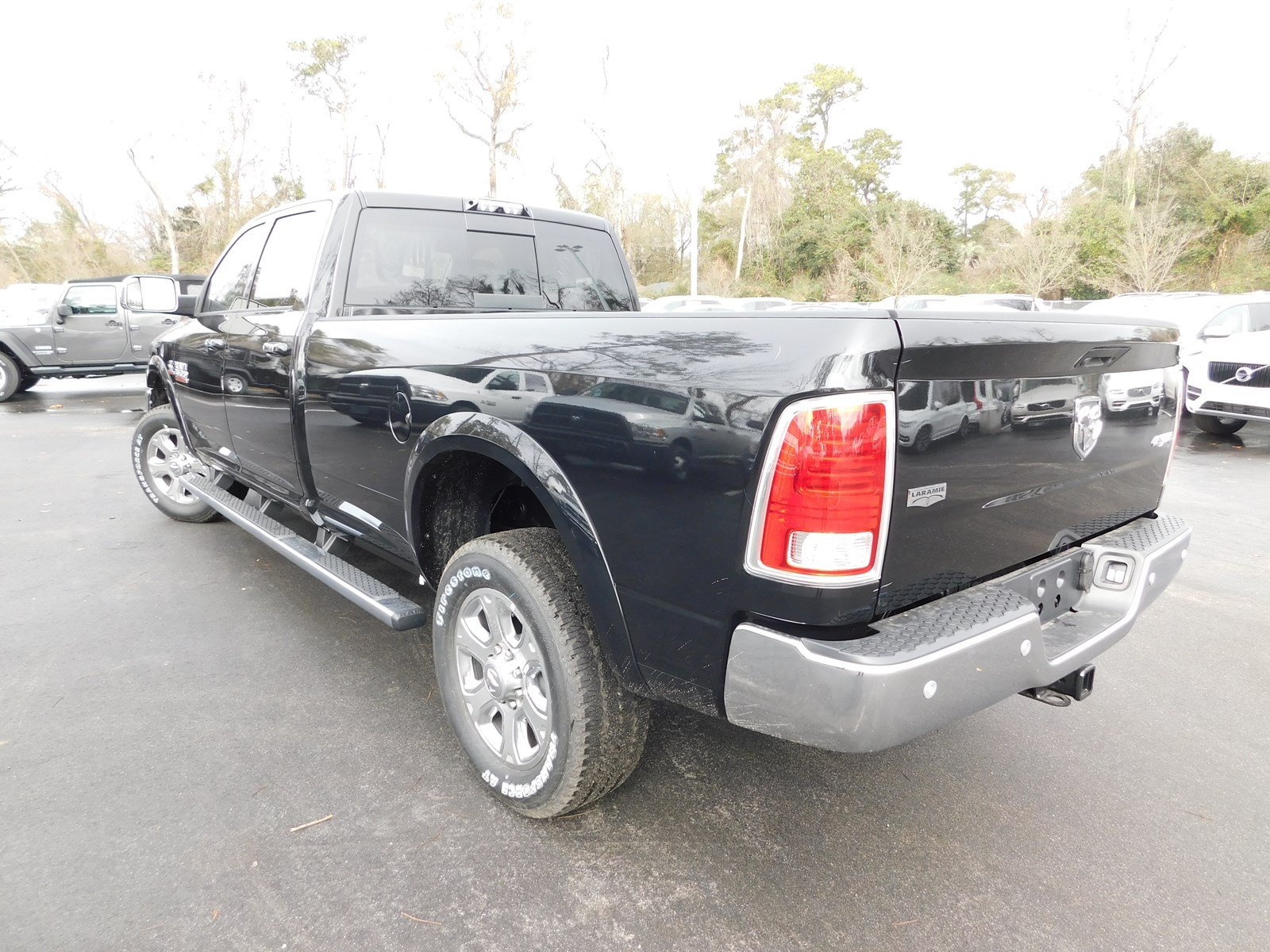 2018 Ram 3500 Crew Cab 4x4,  Pickup #180295 - photo 35