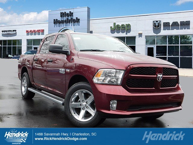 2018 Ram 1500 Crew Cab 4x2,  Pickup #180381 - photo 1