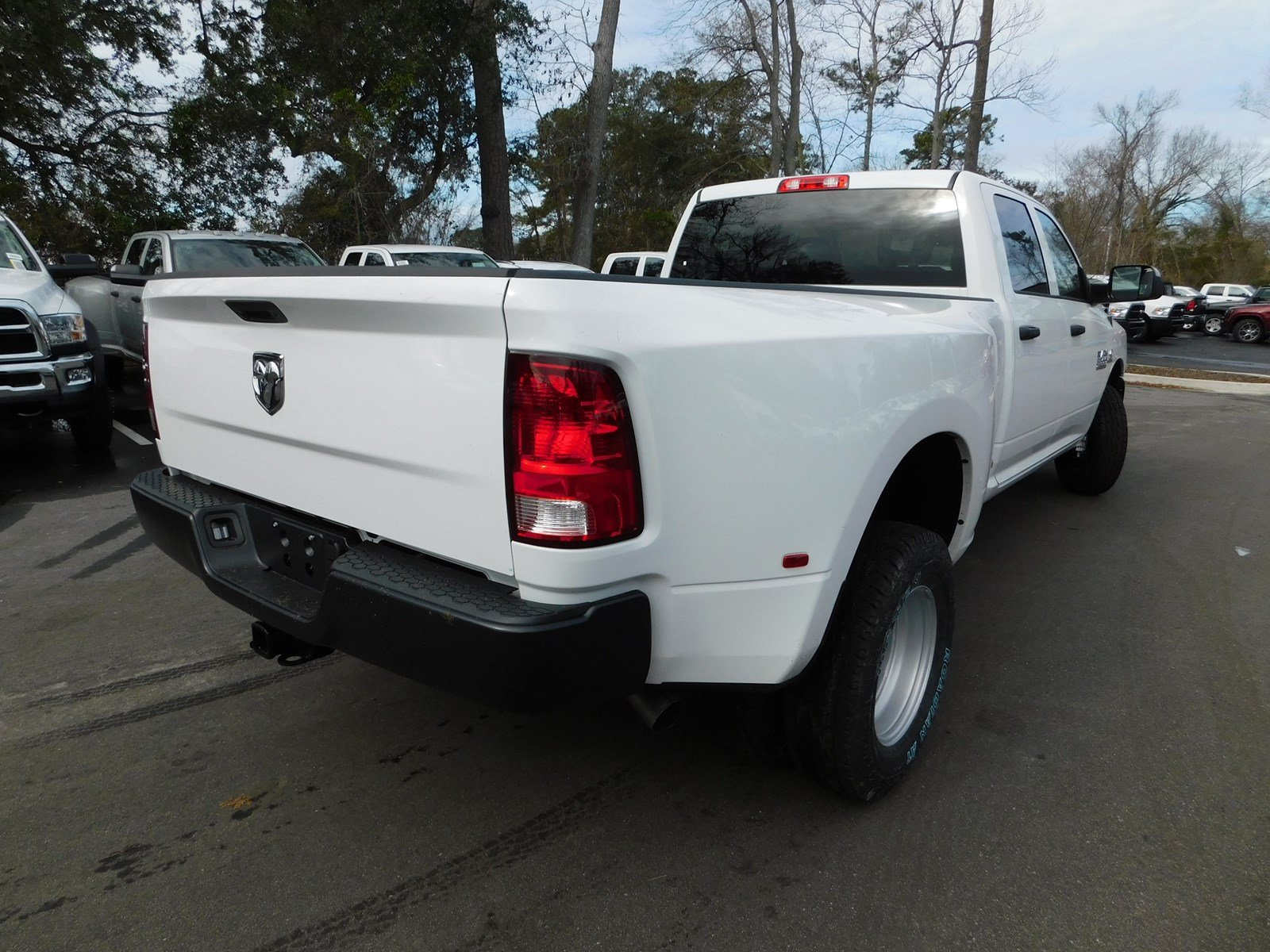 2018 Ram 3500 Crew Cab DRW 4x2,  Pickup #180456 - photo 2