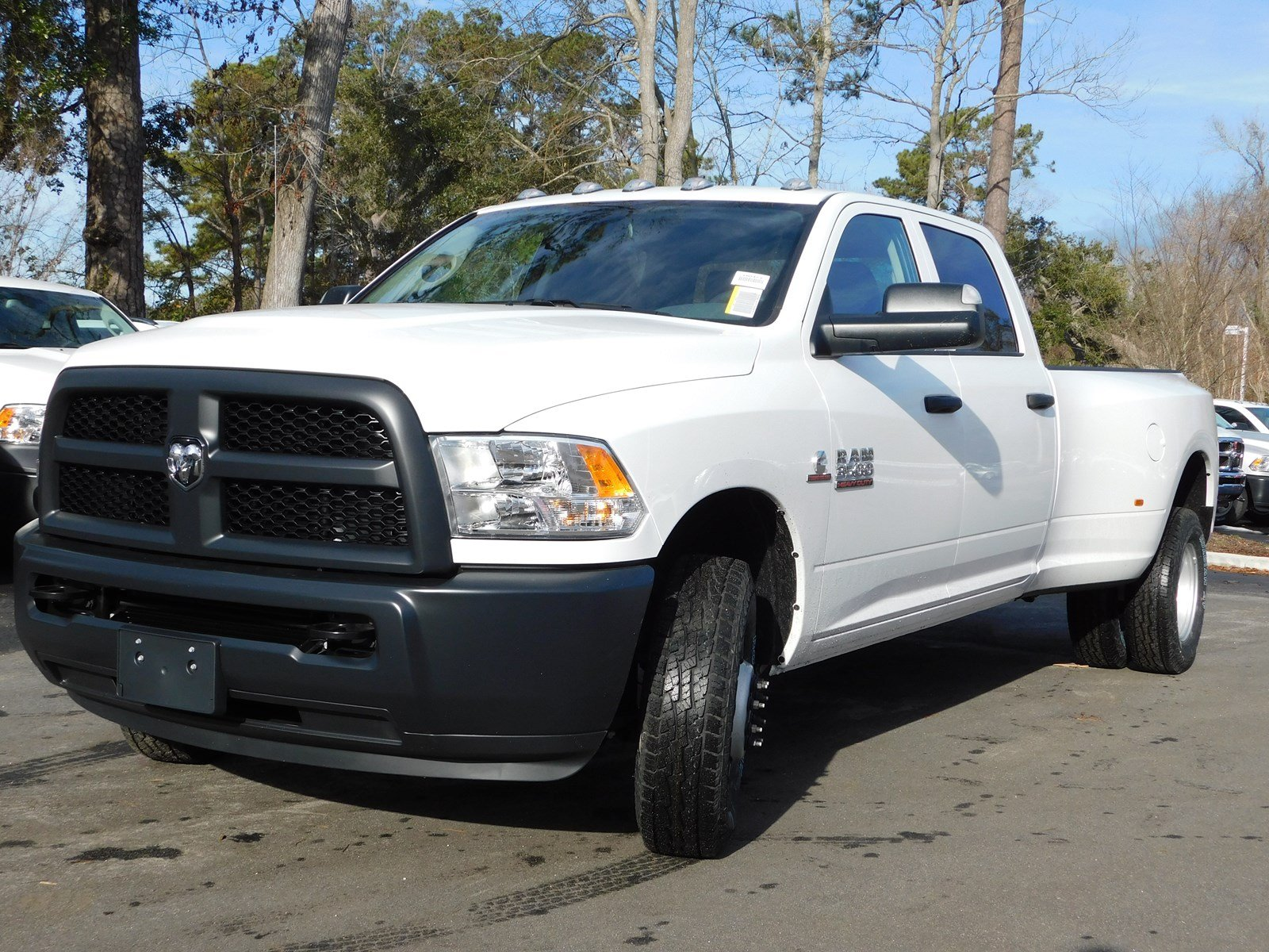 2018 Ram 3500 Crew Cab DRW 4x2,  Pickup #180473 - photo 4