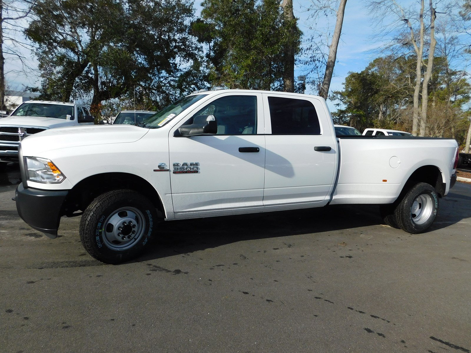 2018 Ram 3500 Crew Cab DRW 4x2,  Pickup #180473 - photo 6