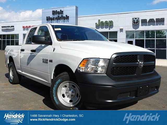 2018 Ram 1500 Quad Cab 4x2,  Pickup #180536 - photo 1