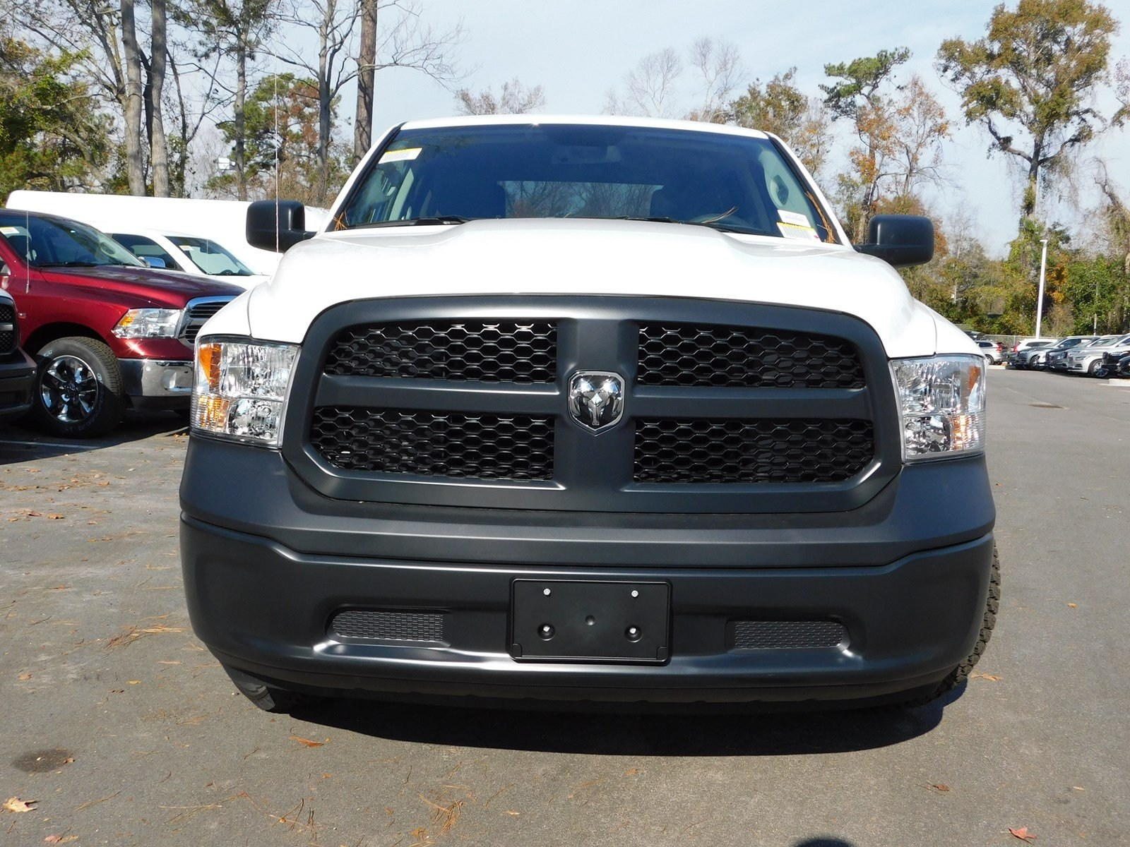 2018 Ram 1500 Quad Cab,  Pickup #180536 - photo 3