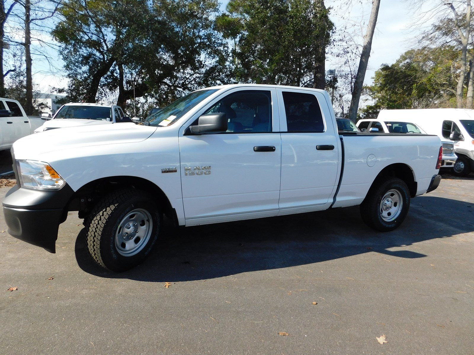 2018 Ram 1500 Quad Cab 4x2,  Pickup #180536 - photo 6