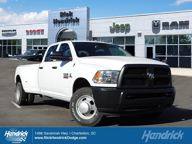 2018 Ram 3500 Crew Cab DRW 4x2,  Pickup #180676 - photo 1