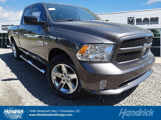 2018 Ram 1500 Quad Cab 4x2,  Pickup #180735 - photo 1
