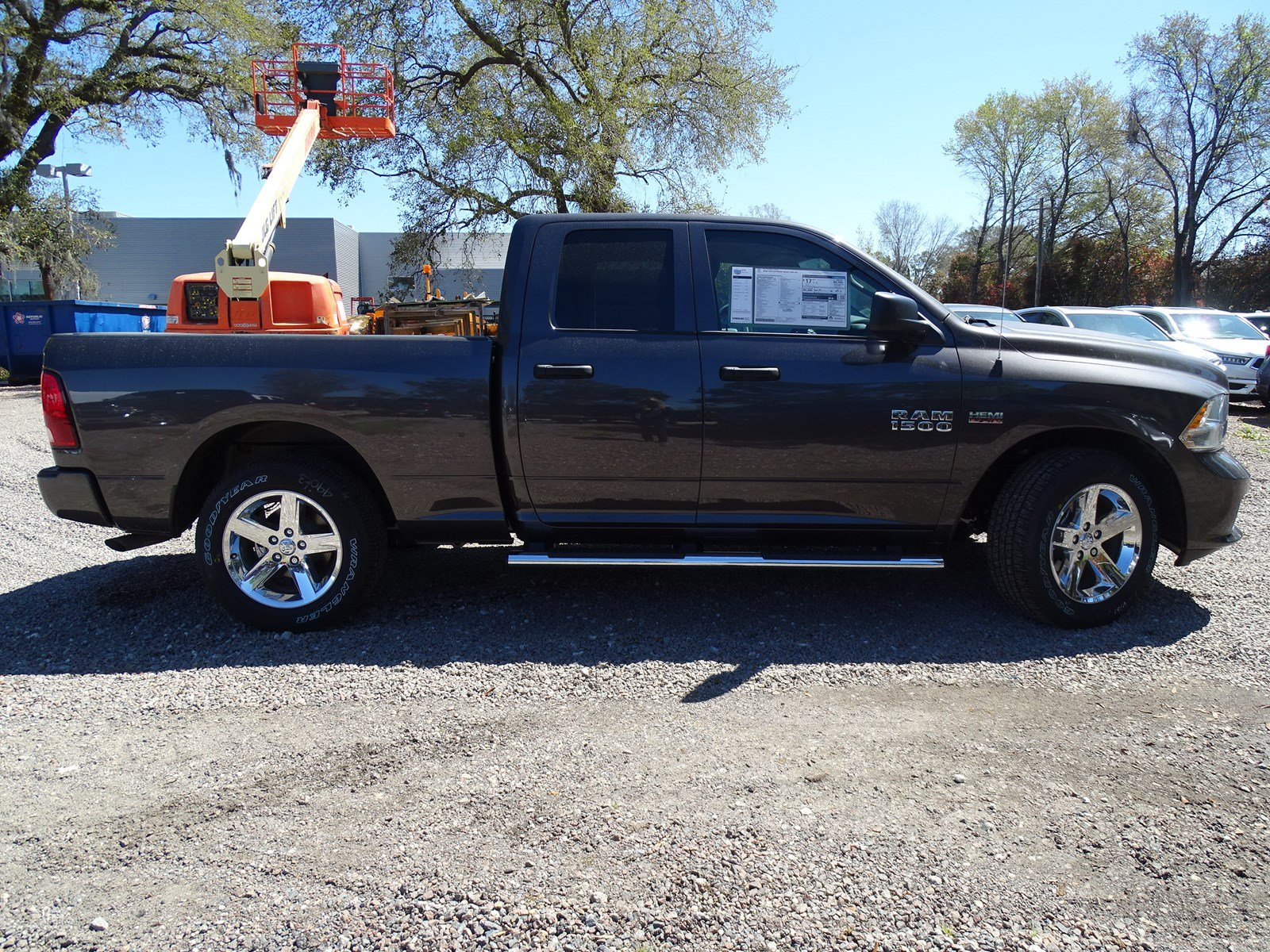 2018 Ram 1500 Quad Cab 4x2,  Pickup #180735 - photo 11