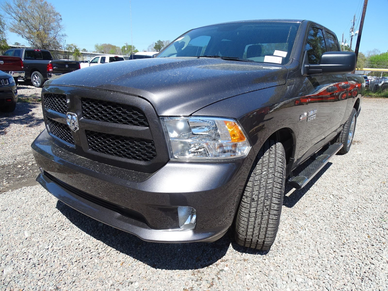 2018 Ram 1500 Quad Cab 4x2,  Pickup #180735 - photo 5