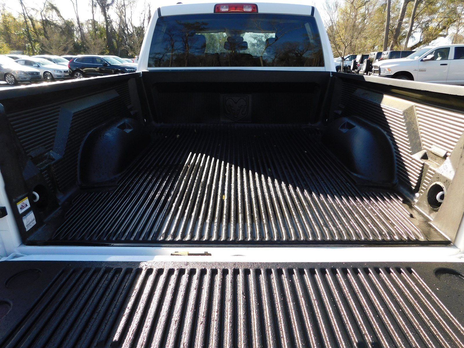 2018 Ram 1500 Quad Cab,  Pickup #180784 - photo 33