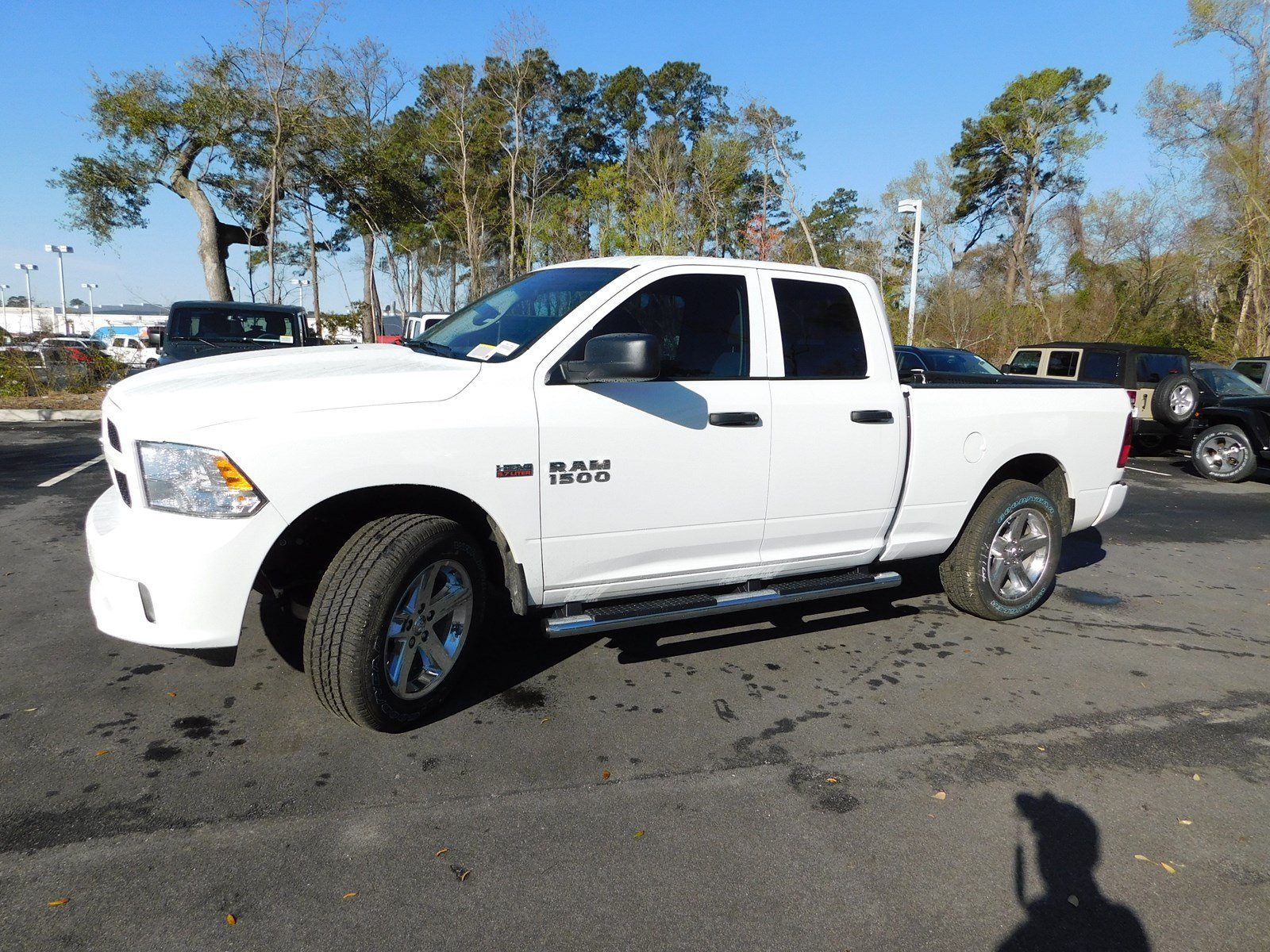 2018 Ram 1500 Quad Cab,  Pickup #180784 - photo 6