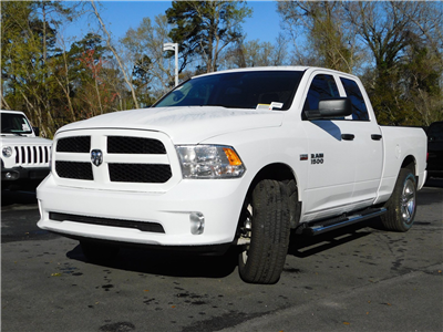 2018 Ram 1500 Quad Cab,  Pickup #180784 - photo 4