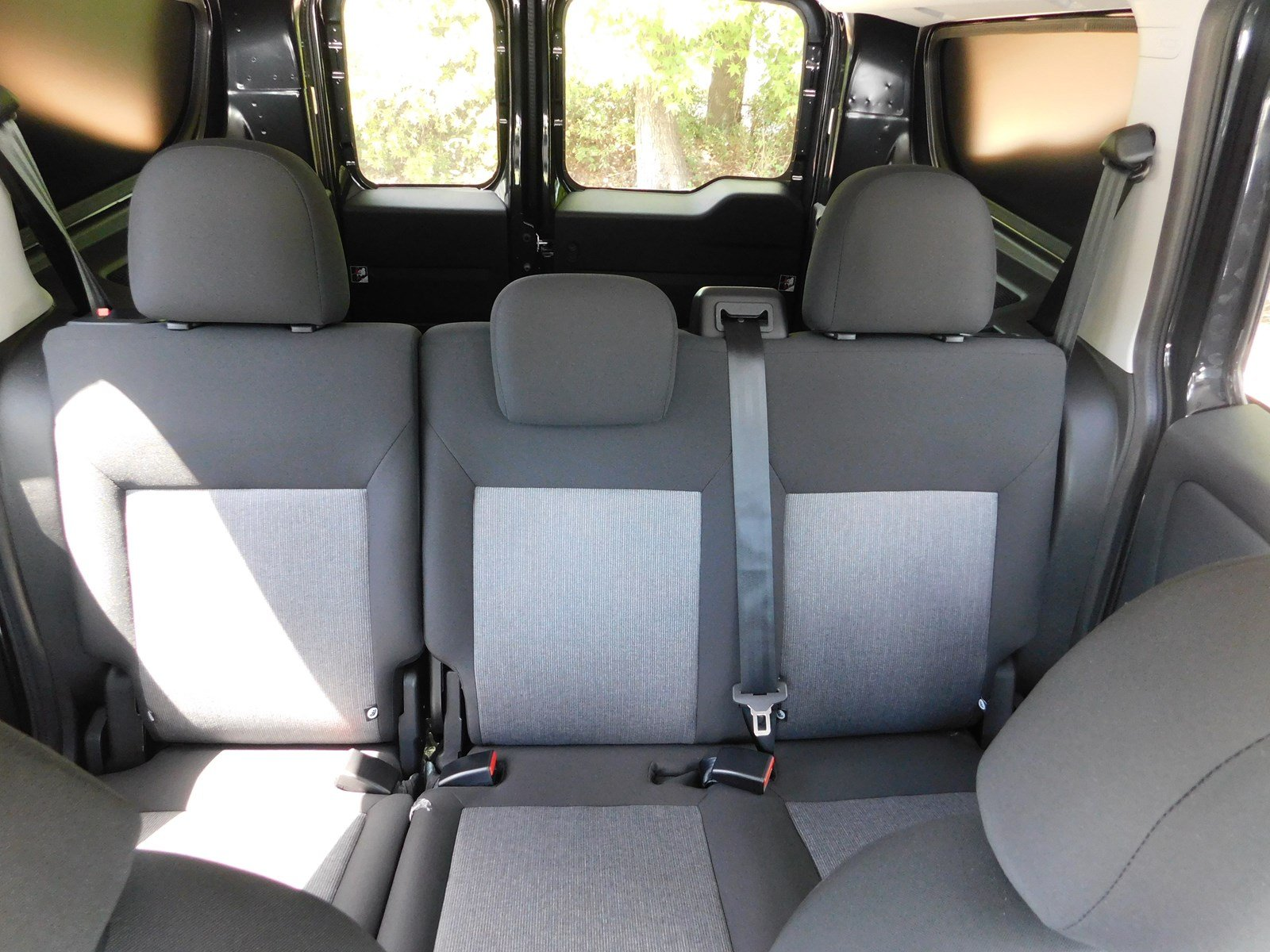 2018 ProMaster City FWD,  Empty Cargo Van #180832 - photo 22