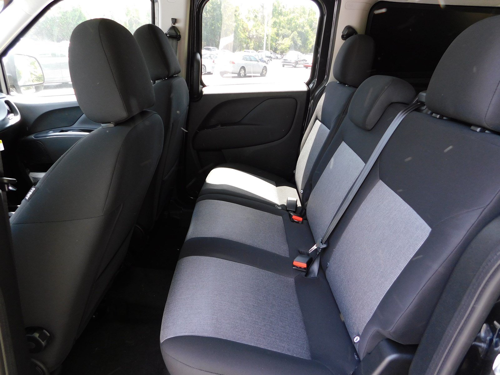 2018 ProMaster City FWD,  Empty Cargo Van #180832 - photo 23
