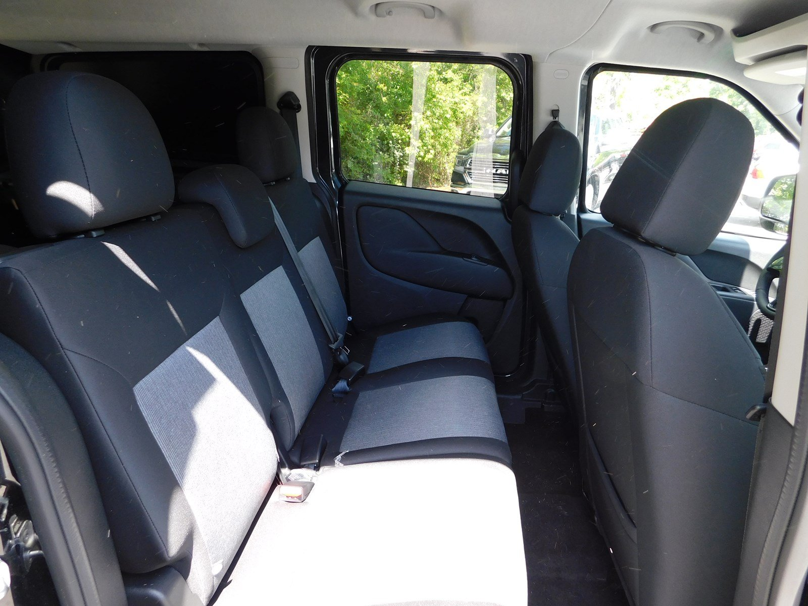 2018 ProMaster City FWD,  Empty Cargo Van #180832 - photo 26