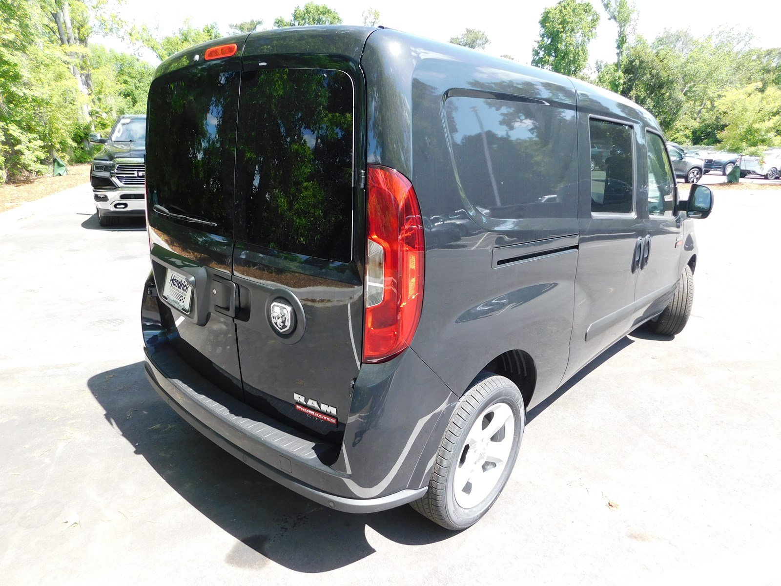 2018 ProMaster City FWD,  Empty Cargo Van #180832 - photo 32