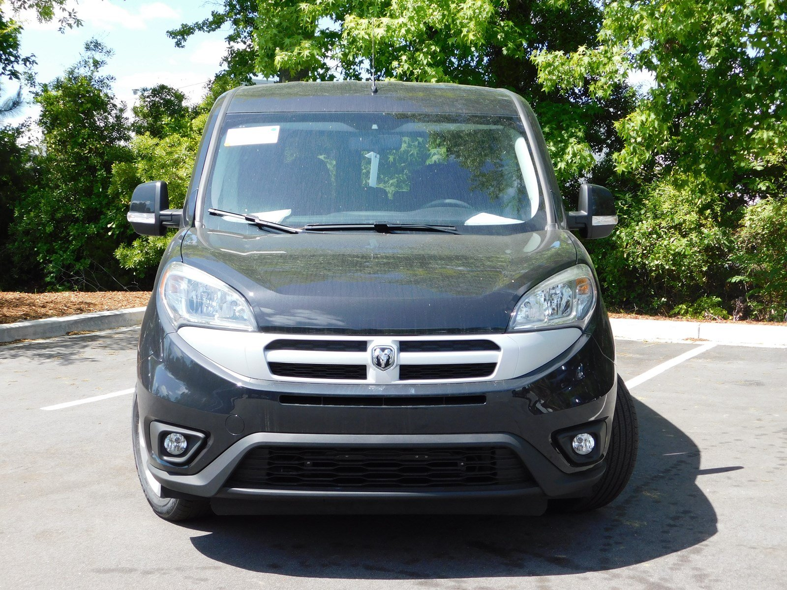 2018 ProMaster City FWD,  Empty Cargo Van #180832 - photo 4