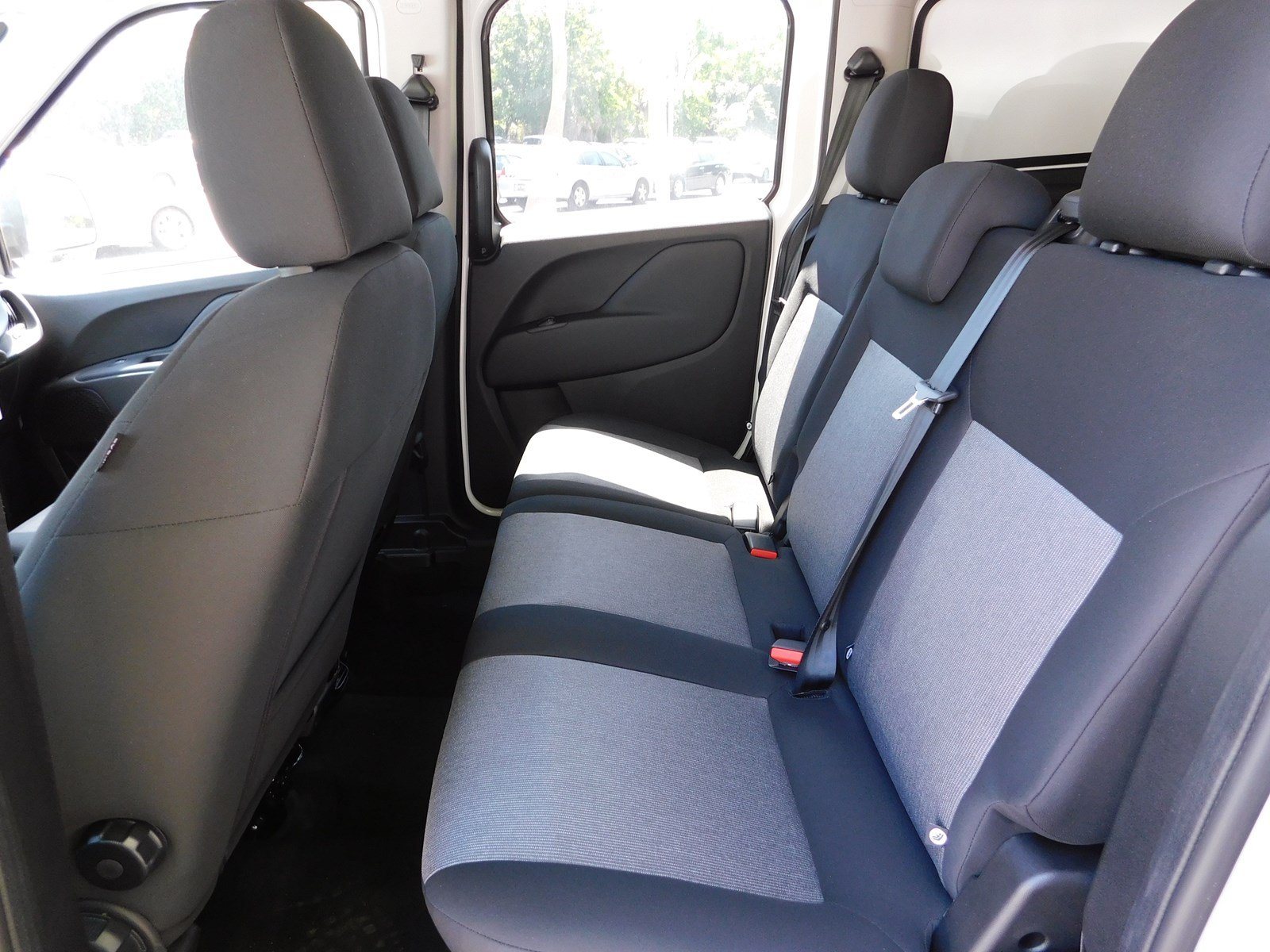 2018 ProMaster City FWD,  Empty Cargo Van #180840 - photo 23
