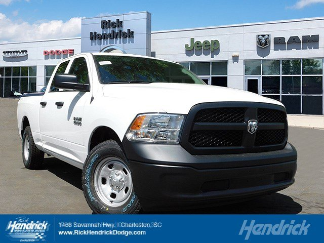 2018 Ram 1500 Quad Cab 4x2,  Pickup #180921 - photo 1