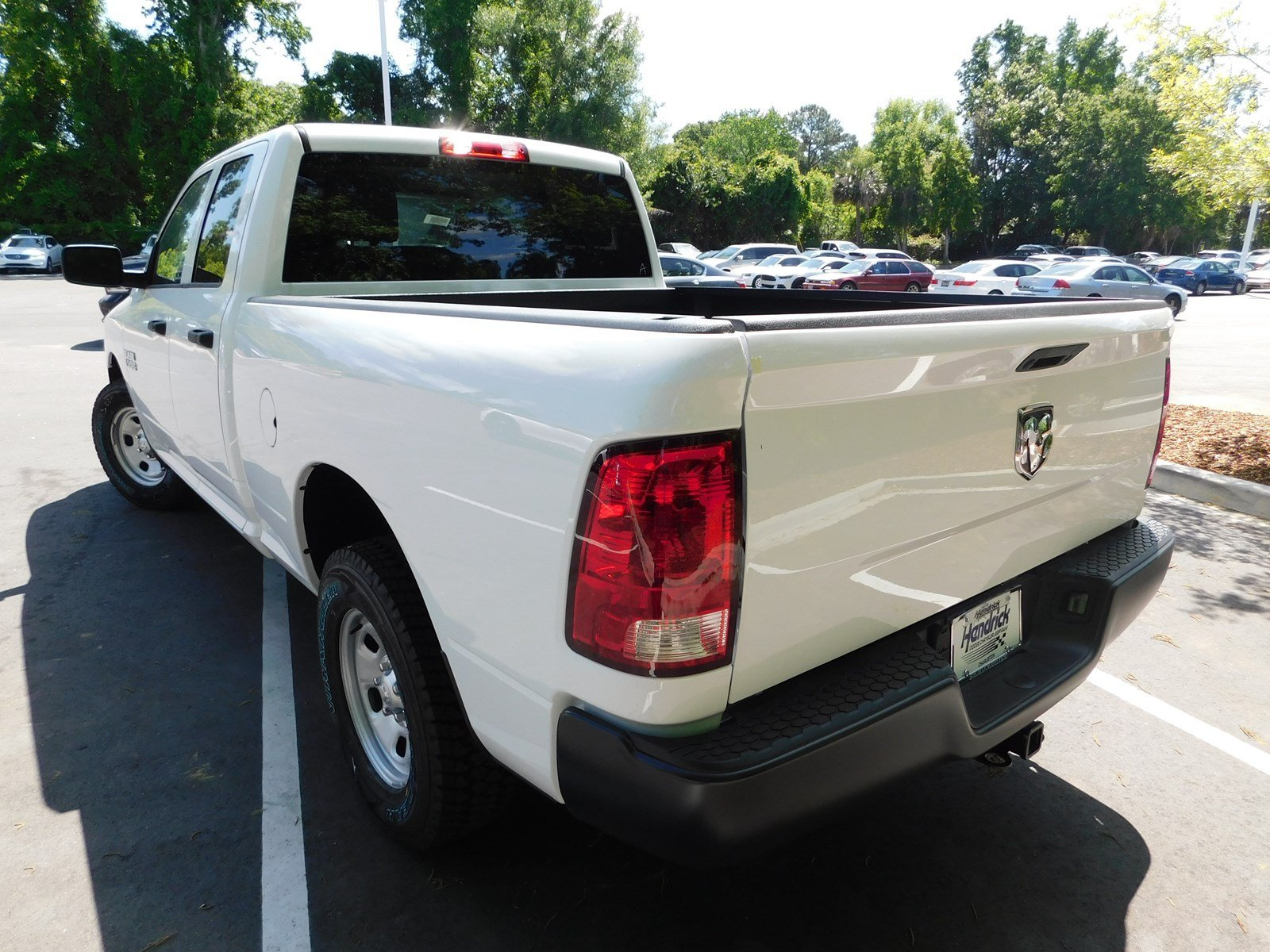 2018 Ram 1500 Quad Cab 4x2,  Pickup #180921 - photo 31