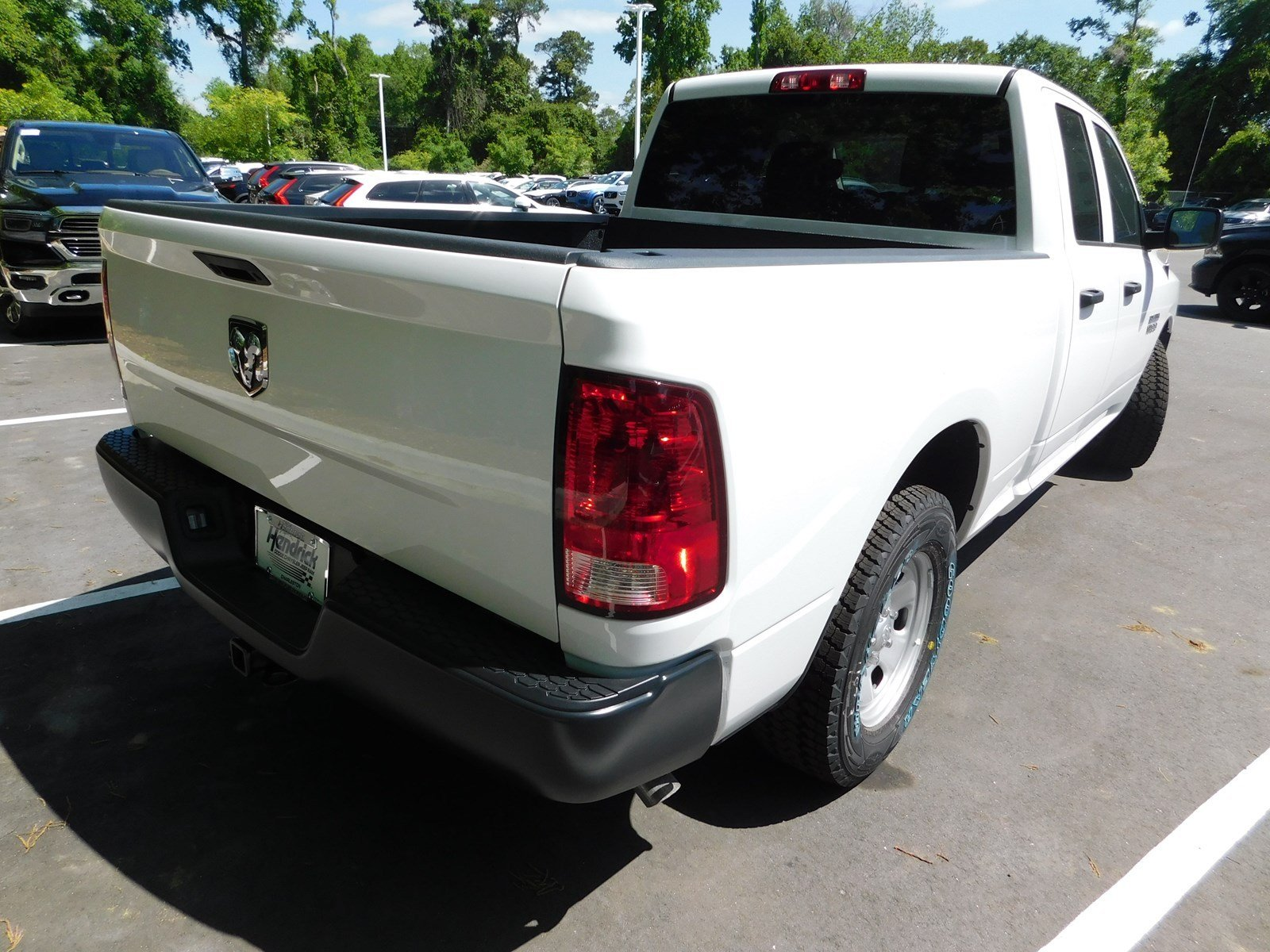 2018 Ram 1500 Quad Cab 4x2,  Pickup #180921 - photo 2