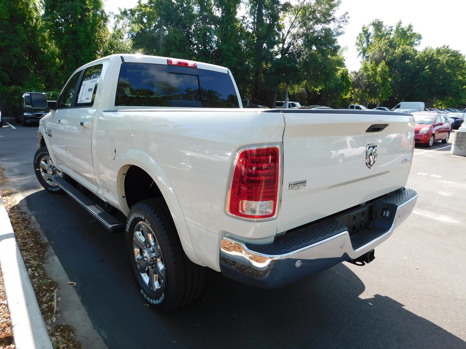 2018 Ram 2500 Crew Cab 4x4,  Pickup #180963 - photo 34