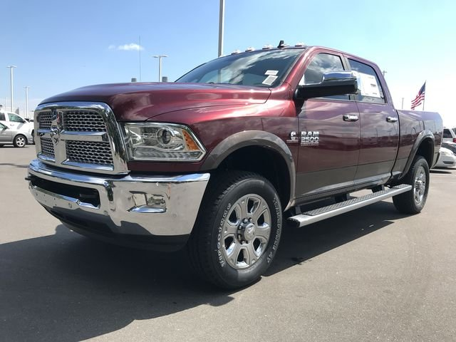 2018 Ram 2500 Crew Cab 4x4,  Pickup #180990 - photo 8