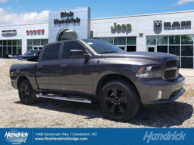 2018 Ram 1500 Crew Cab 4x4,  Pickup #181253 - photo 1