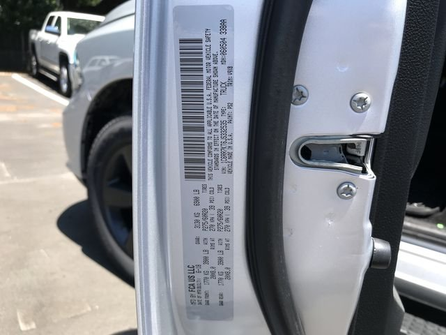 2018 Ram 1500 Crew Cab 4x4,  Pickup #181329 - photo 37