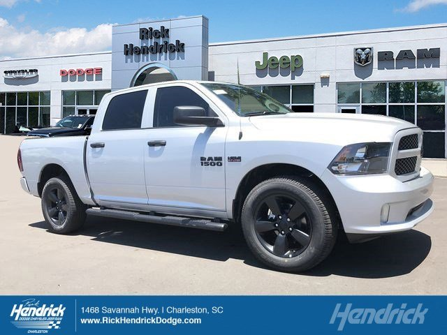 2018 Ram 1500 Crew Cab 4x4,  Pickup #181329 - photo 1