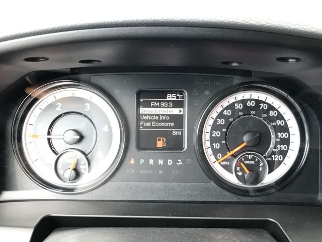 2018 Ram 3500 Crew Cab DRW 4x4,  Pickup #181737 - photo 33